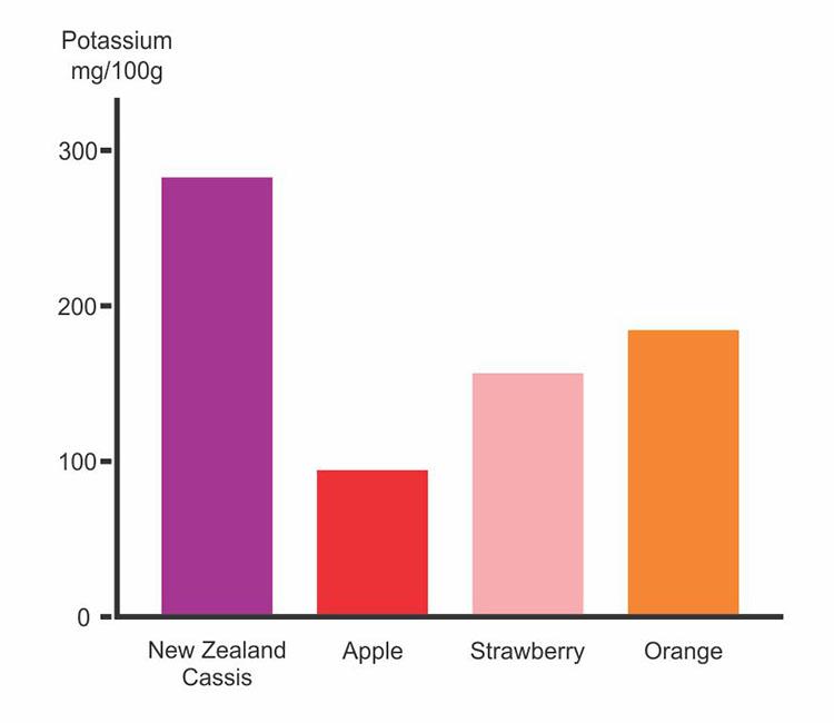 Potassium Content